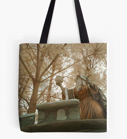 Saruman of Many Colours Tote Bag