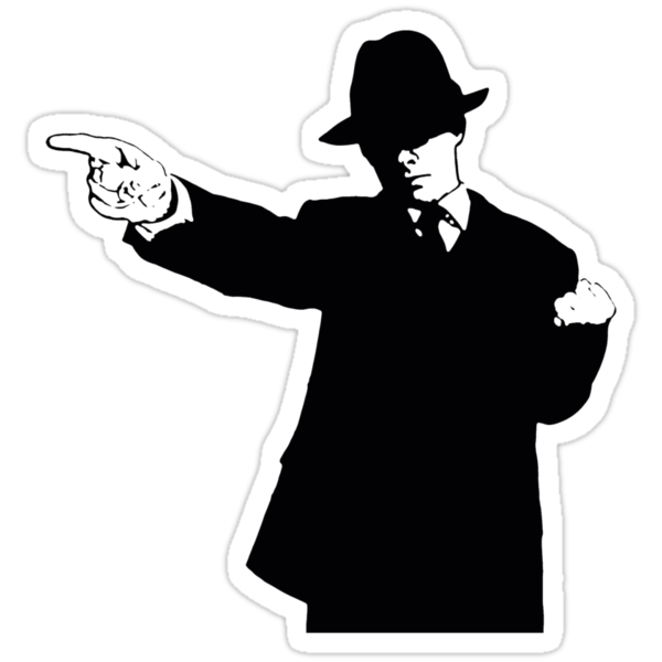 Mafia by Mikhayl Von Riebon