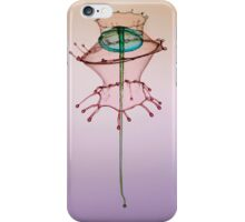 Green blue and pink iPhone Case/Skin