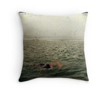 Tidal Pool Throw Pillow