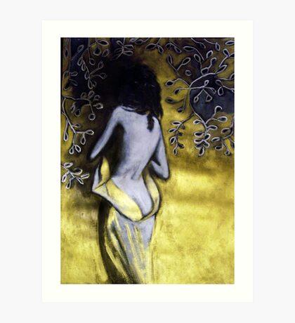 Two Women Art Print