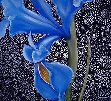 Iris by Cherie Roe Dirksen