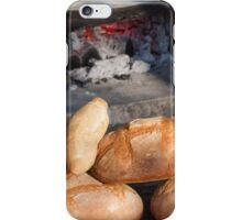 bread from the baker iPhone Case/Skin