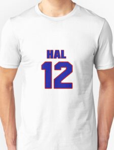 National Hockey player Hal Laycoe jersey 12 T-Shirt