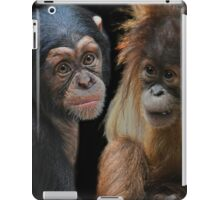 children of the evolution iPad Case/Skin