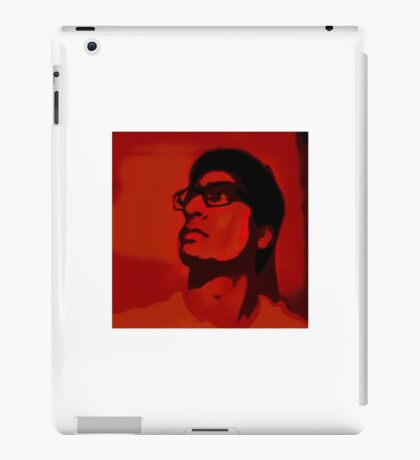 The Indian looking Mexican socialist  iPad Case/Skin