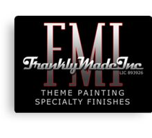 Frankly Made Inc. Canvas Print
