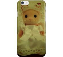 Sylvanian Families ~ Cat Wedding Bride iPhone Case/Skin