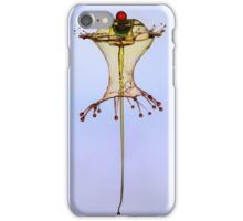 Yellow and red iPhone Case/Skin