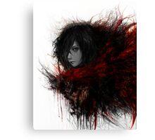 Mikasa Ackerman 2 Canvas Print