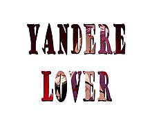 Yandere Lover Photographic Print