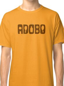 I Love Adobo Classic T-Shirt