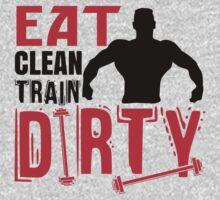 Eat clean train dirty by nektarinchen