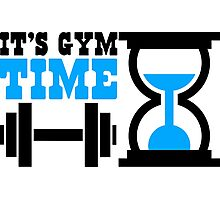 It's gym time Photographic Print
