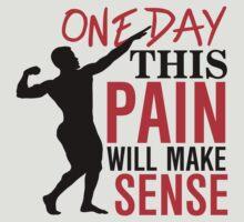 One day this pain will make sense by nektarinchen