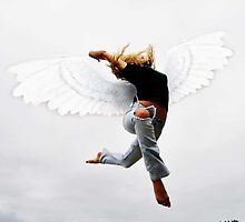 Angel by artsphotoshop