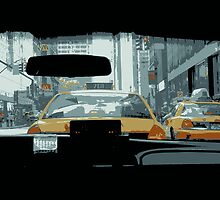 City Cab by g1crum