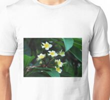 Tropical Flowers in Singapore T-Shirt