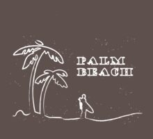Palm Beach white by Noma Ellimah
