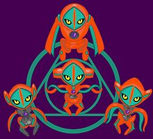 Deoxys by gizorge