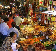 Spice Bazaar by Marguerite Foxon
