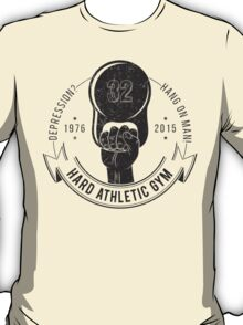 Athletic sport logo old school style T-Shirt