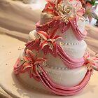 Wedding cake by Hunnie