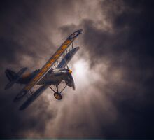 Hawker Nimrod  by Nigel Bangert