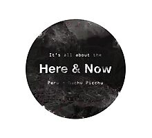 Here & Now - Peru Photographic Print
