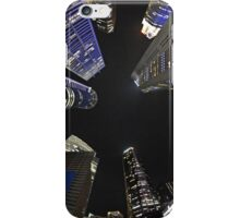 Raffles Plaza in Fisheye iPhone Case/Skin