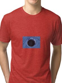 Looking Up For Christmas Tri-blend T-Shirt