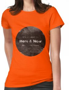 Here & Now - Peru Womens Fitted T-Shirt