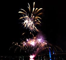 Melbourne New Year 2014/15 6 by AKunde