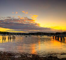 "Promise ""Uncut"" - Clareville- Sydney Beaches - The HDR Series, Sydney Australia by Philip Johnson"