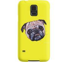 Butch the Pug - Yellow Samsung Galaxy Case/Skin