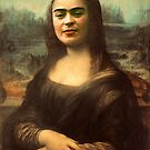 Mona Frida by LetThemEatArt