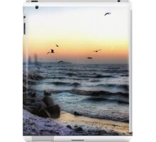 A Cold Stormy Morning iPad Case/Skin