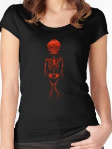 Death of Love Women's Fitted Scoop T-Shirt