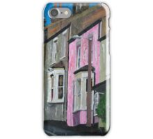 Southend, Terraced Houses iPhone Case/Skin
