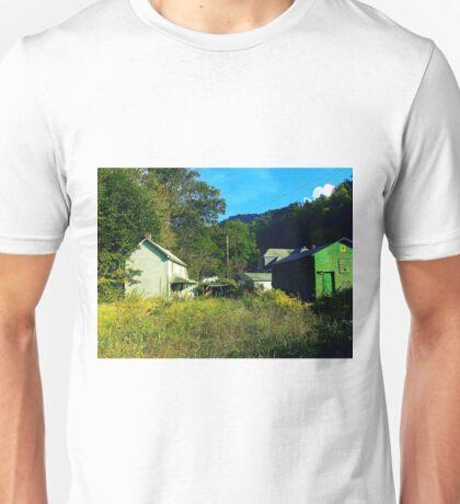 Green Sun Unisex T-Shirt
