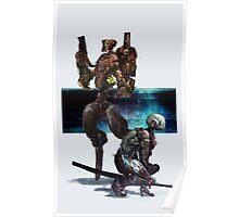 Hunter-Killer Robotics I Poster