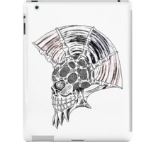 Punk Skull - plain iPad Case/Skin