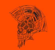 Punk Skull - plain Kids Clothes