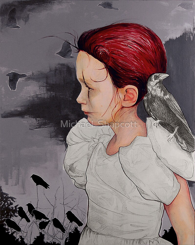 The Crow  by Michael  Shapcott