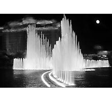 Flowing Fountains Photographic Print