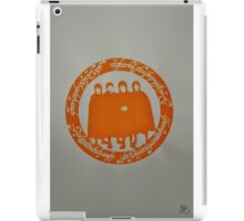 LOTR silk screen iPad Case/Skin