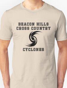 Beacon Hills Cross Country Cyclones T-Shirt