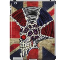 Union Jack Punk Skull iPad Case/Skin