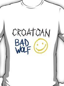 SuperWhoLock Graffiti T-Shirt