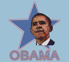 OBAMA for President 2008 by Greenbaby
